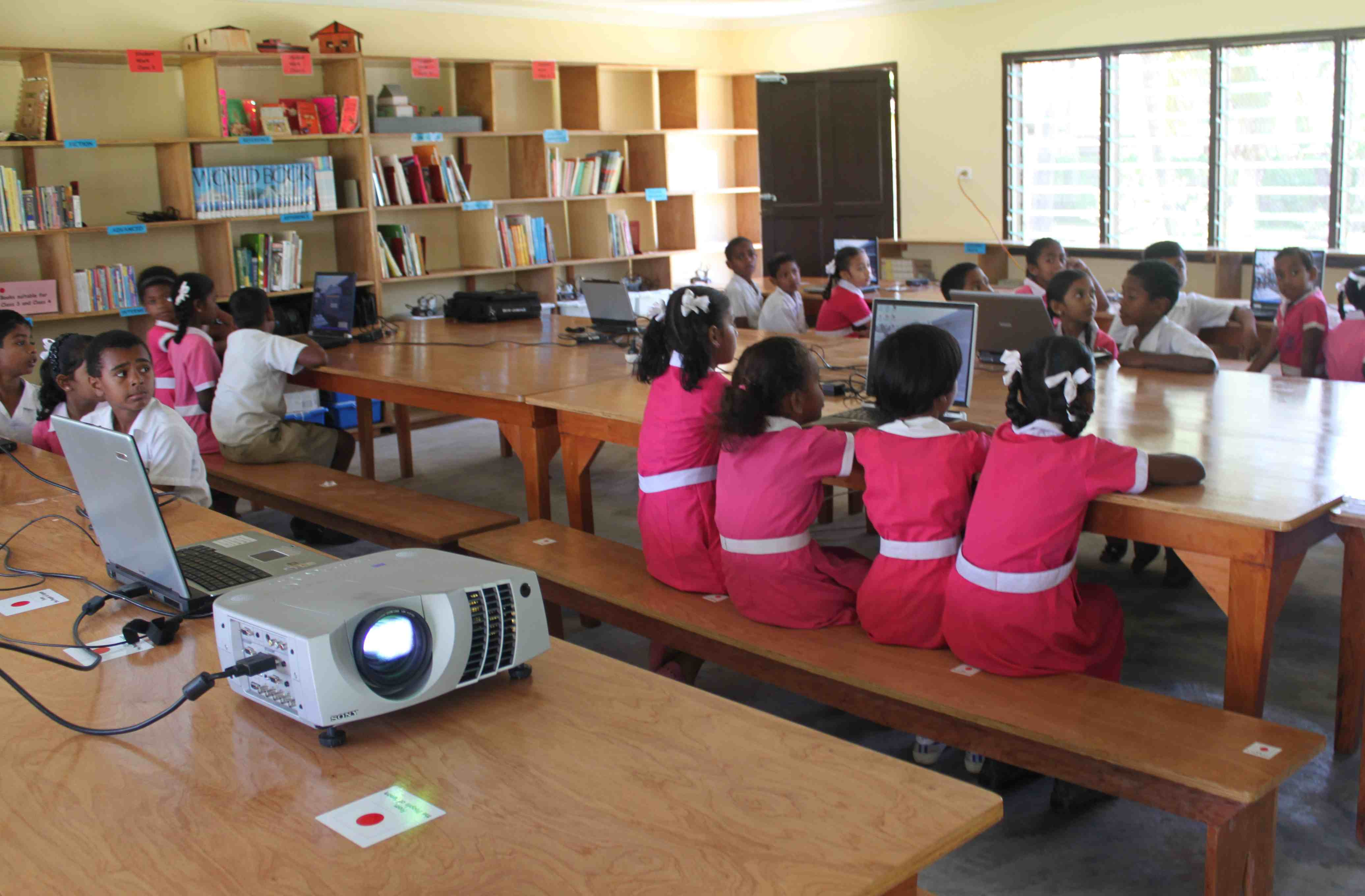 importance of library in school education