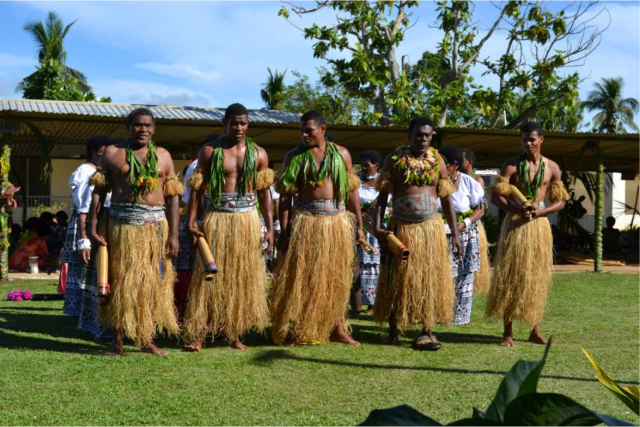 Traditional dances - an admirable part of the Fijian culture