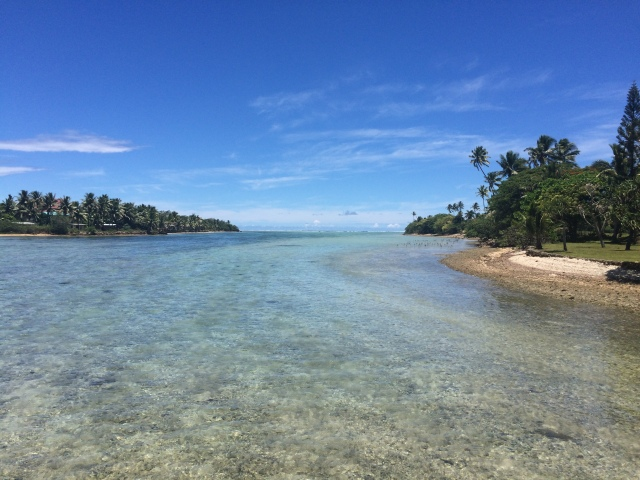 Such a picturesque part of Fiji.