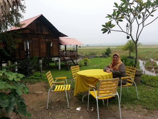 Dr Siti Suria- pictured in Kedah