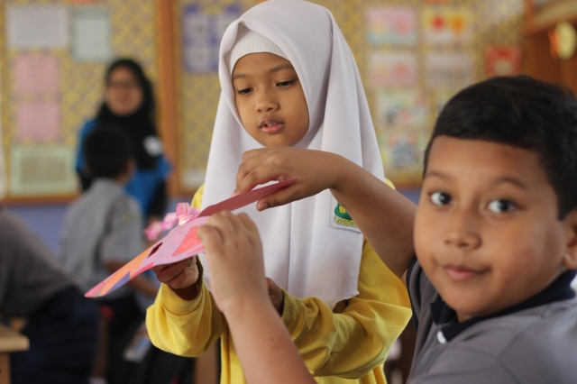 This is interesting (Class 3) (Photo: Ibnu Isa)